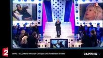 """ONPC : Mazarine Pingeot critique """"Une Ambition intime"""" présentée par Karine Le Marchand (Vidéo)"""