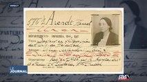 La BNF dévoile des cartes d'anciens lecteurs devenus célèbres