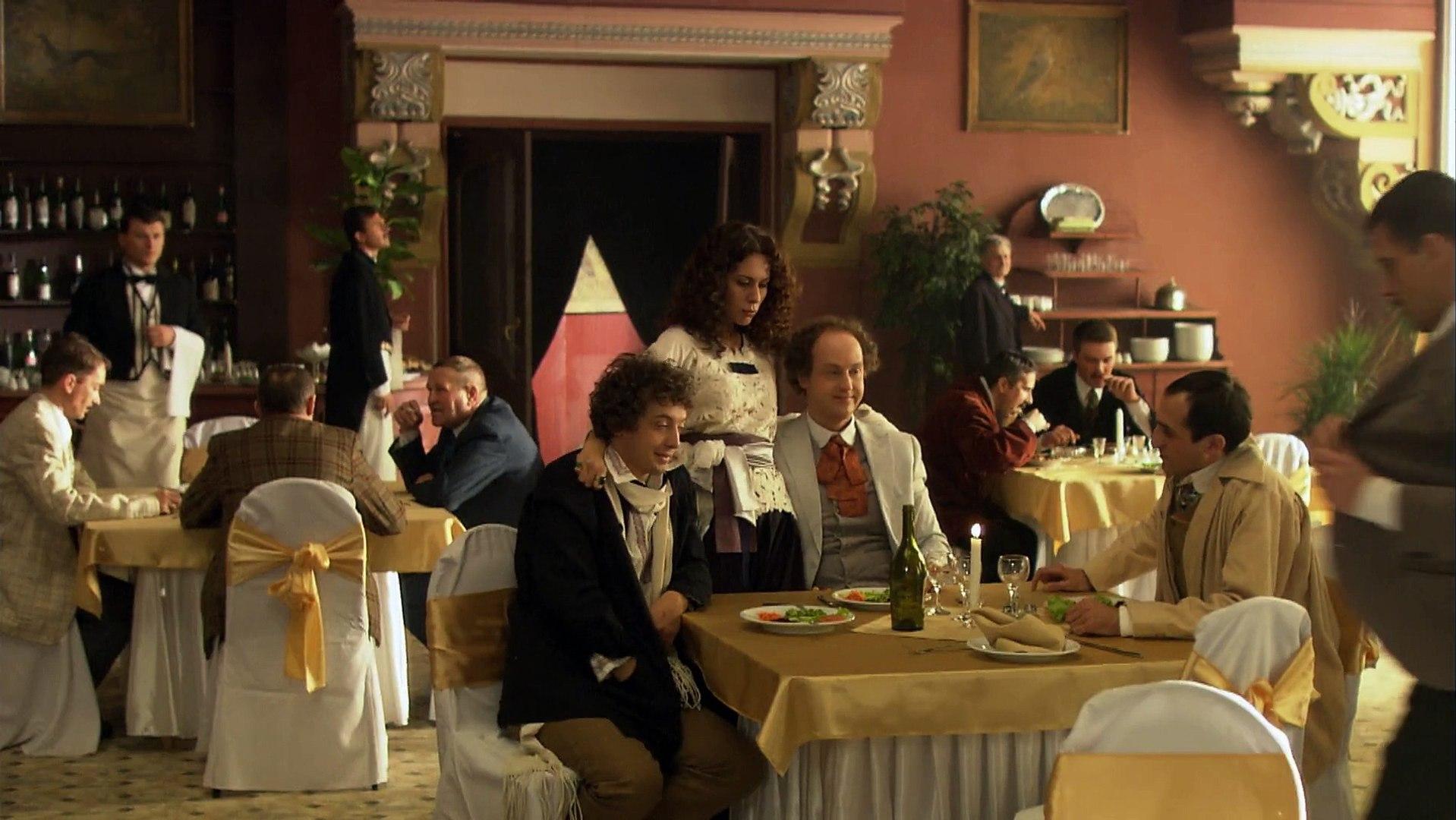 Жизнь и приключения Мишки Япончика (2011) - 8 серия HD (1080p) смотреть онлайн