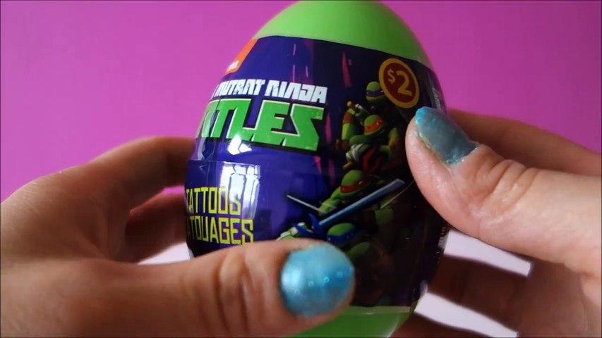 Teenage Mutant Ninja Turtles Surprise Eggs TMNT Turtles Teenage Mutant Ninja Turtles Toys 1   Godialy.com
