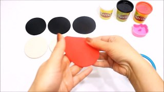 Play-Doh Learn How to Make Giant Hello Kitty Layered Cake DIY-pkGlta8J2_Y