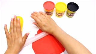 Play-Doh Winnie The Pooh Ice Cream Lolly DIY-wIBzEpIVGuI
