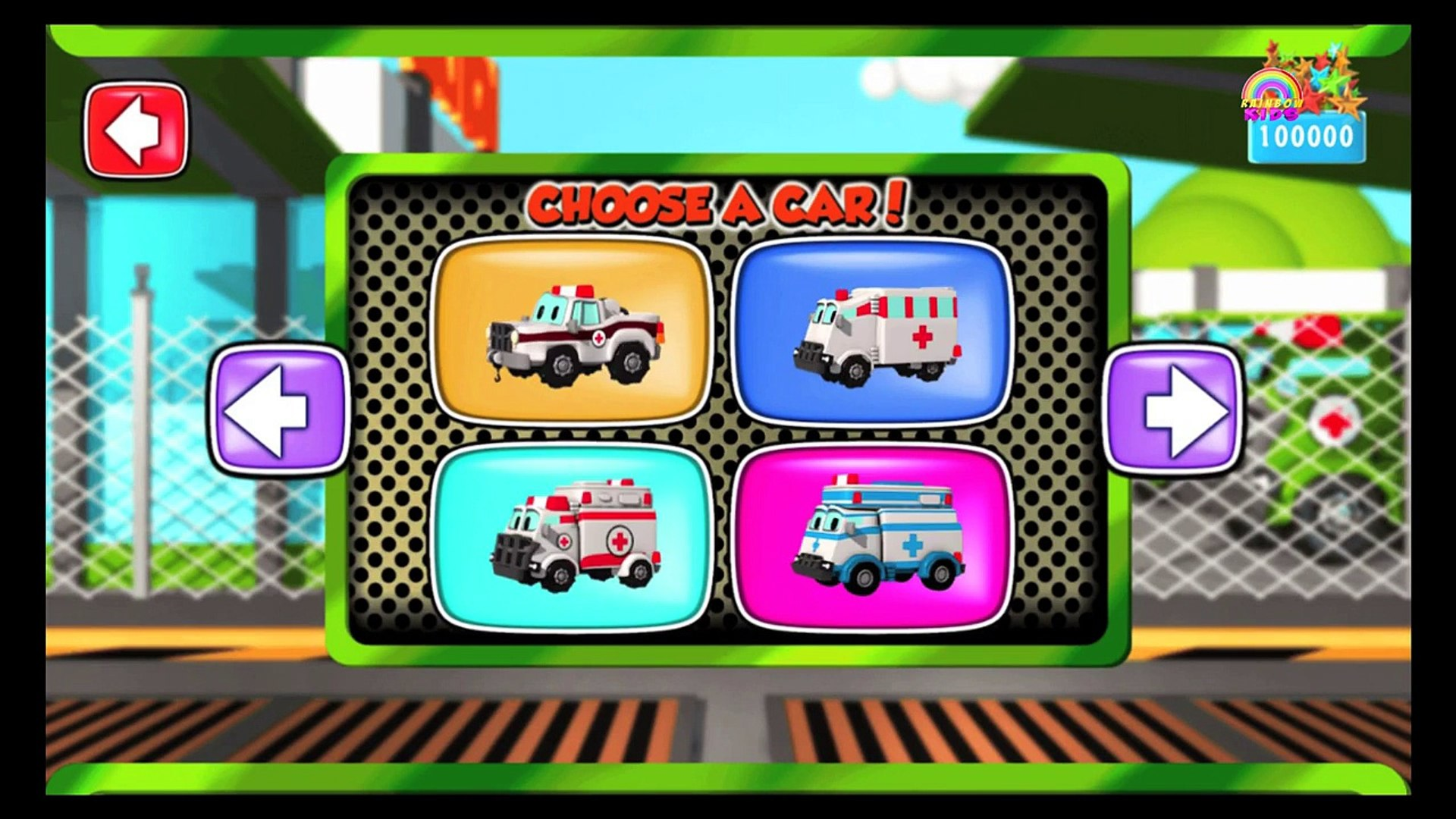 Police Car _ Gaming For Kids-LOS719A7yIc