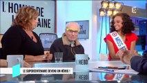 """Interview de Robert Marchand : Michèle Bernier à la rescousse de l'équipe de """"C l'hebdo"""""""