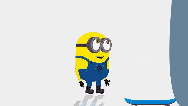 Minions Mini Movies 2016 - #Minions Ping Pong  Banana Funny Cartoon [HD]_13