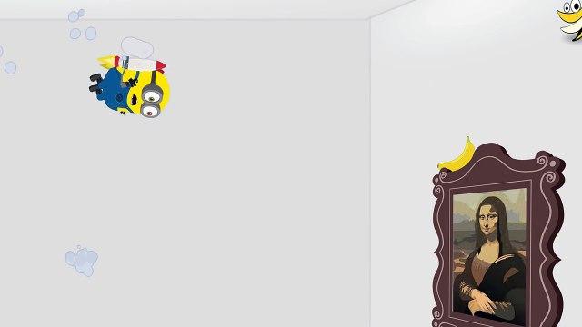 Minions Mini Movies 2016 - #Minions Ping Pong  Banana Funny Cartoon [HD]_66