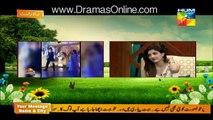 What did farhan gave to mawra hussain on rasam
