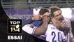 TOP 14 ‐ Essai Baptiste SERIN (UBB) – Montpellier-Bordeaux-Bègles – J16 – Saison 2016/2017