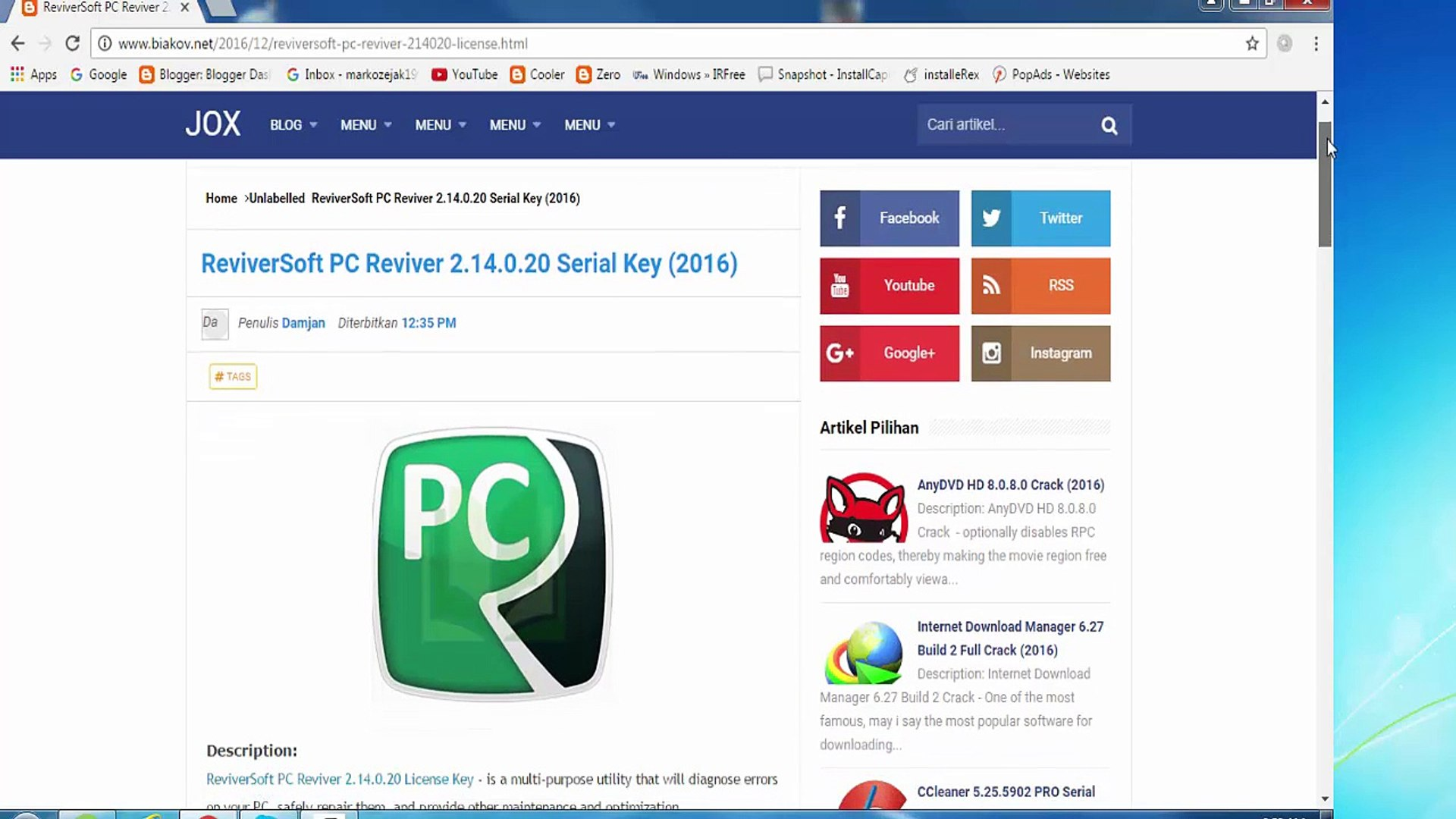 serial key bitdefender total security 2015 facebook