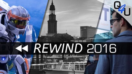 QSO4YOU Rewind / Best Of 2016 | QSO4YOU TV