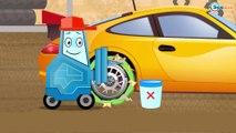 Racing Cars FUN HOT CHALLENGE - Bip Bip Cars & Trucks Cartoon for children - Cars & Trucks for Kids