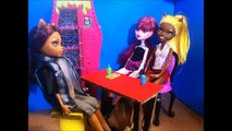 Monster High Stop Motion | Mean girls | ep 04