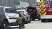 Man Hid in Closet During Airport Shooting