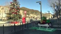 Digne-les-Bains : Ambiance printanière en plein janvier