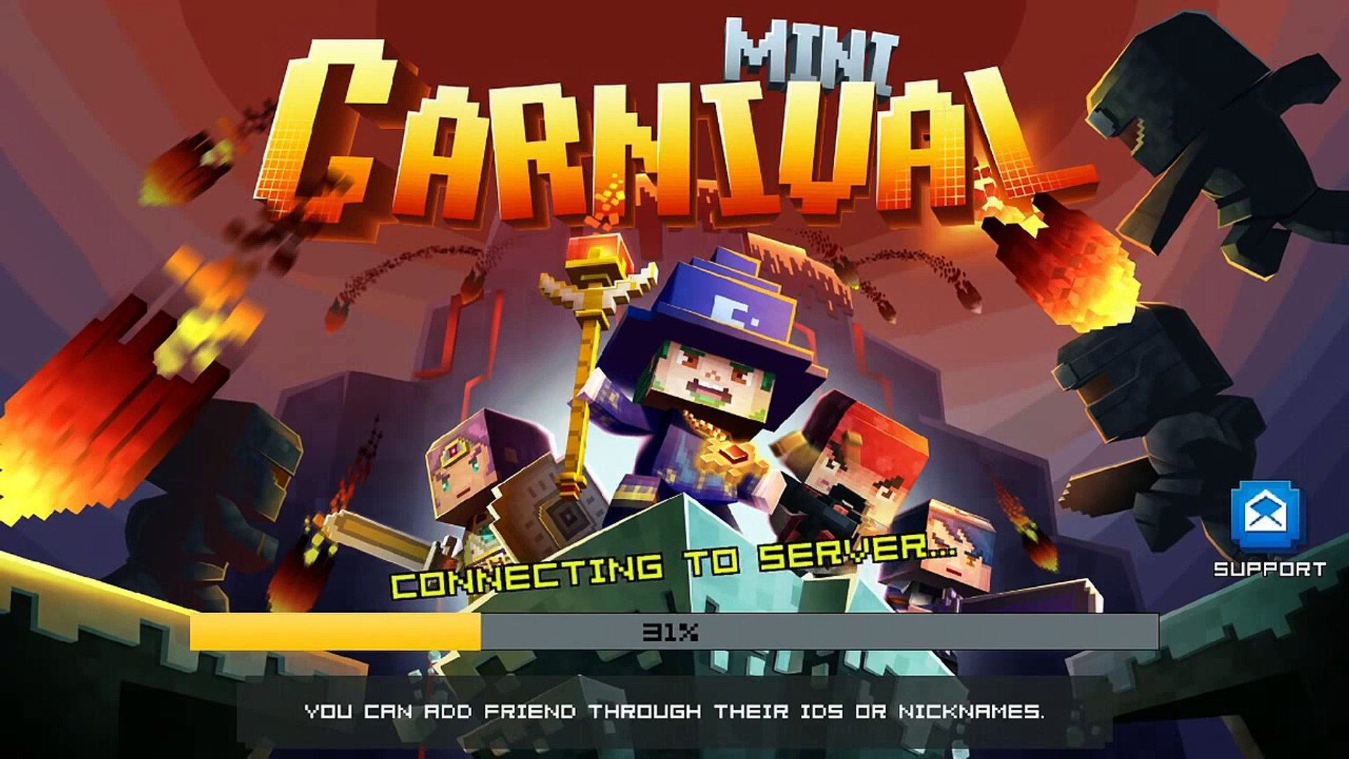 Mini Carnival [Android / iOS] Gameplay (HD)