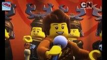 LEGO Ninjago Day of the ancestors in Russian 7 season 2 series. Cartoons for kids