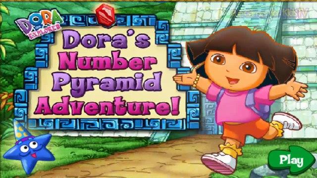 Dora the Explorer: Nick Jr. Games for Kids Pyramid Adventure