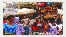 """Lomé Grand Market - """"Grand Marché"""",Lomé,Togo."""