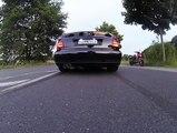 1100hp Audi RS4  Brutal Acceleration 0-100kmh in 2.7sec