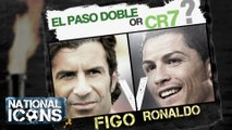 Portuguese Perfection: Luis Figo vs Cristiano Ronaldo