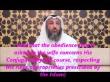 does housewife have to do housework at home - No (according to the large majority of Scholars) islam - cheikh Othman el khamis - English