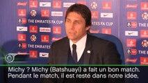 """Chelsea - Conte : """"Batshuayi doit continuer à progresser"""""""