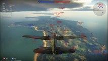 Warthunder, partidas de aviones Arcade y Tanques Realista