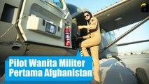 Niloofar Rahmani, Pilot Cantik Pertama di Afghanistan