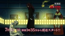 TVアニメ新シリーズ「D.Gray-man HALLOW」第3弾番宣PV/2016年7月4日から放送開始!!-WTS94iHIH5o