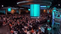 Golden Globes: Meryl Streep gives emotional speech