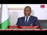 Business 24/Initiatives Developpement  Les grands enjeux de l'economie numerique en cote d'Ivoire