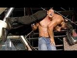 WWE John Cena vs The Great Khali -  John Cena almost strangled The Great Khali
