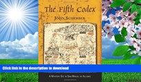 READ book The Fifth Codex John Scherber For Ipad