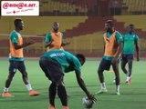 Football:Soudan-CIV: dernière séance d'entrainement à Khartoum