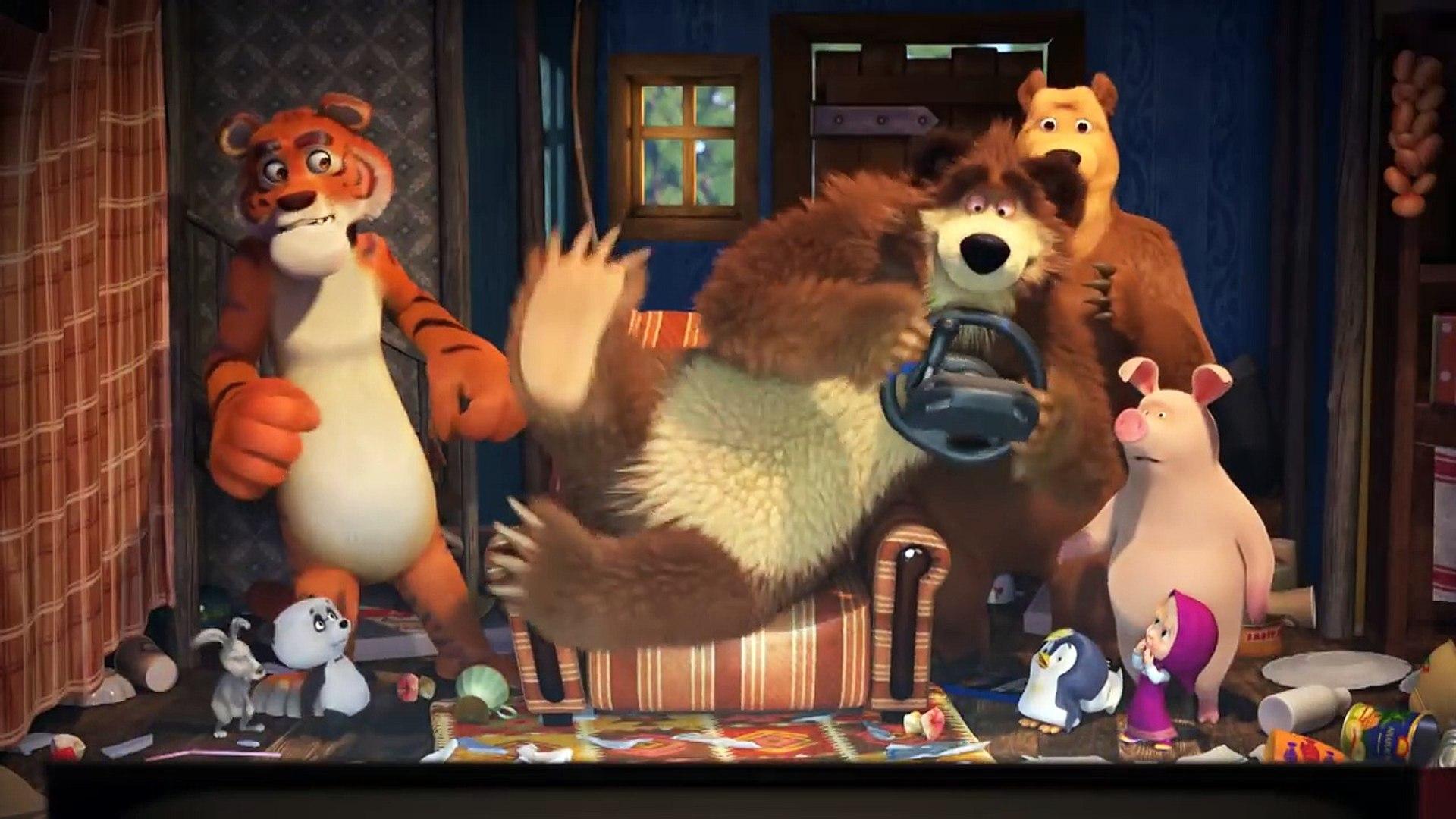Маша и Медведь - Game Over (Друзья спешат на помощь)-dUlrlereR20