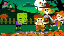 Creepy Zombies _ Halloween Songs _ PINKFONG Songs for Children