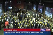 Kozlu'da yaşamını yitiren 8 Madenci anıldı...