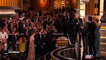 Les gagnants des Golden Globes