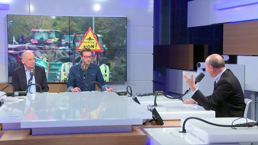 Bennahmias invité de la matinale de France Info