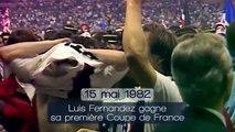 Mémoires de Coupe épisode 2, Luis Fernandez 1982