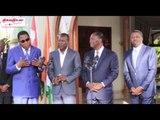 SEMs Boni Yayi et Patrice Talon en accord pour le développement économique et pacifique du Bénin