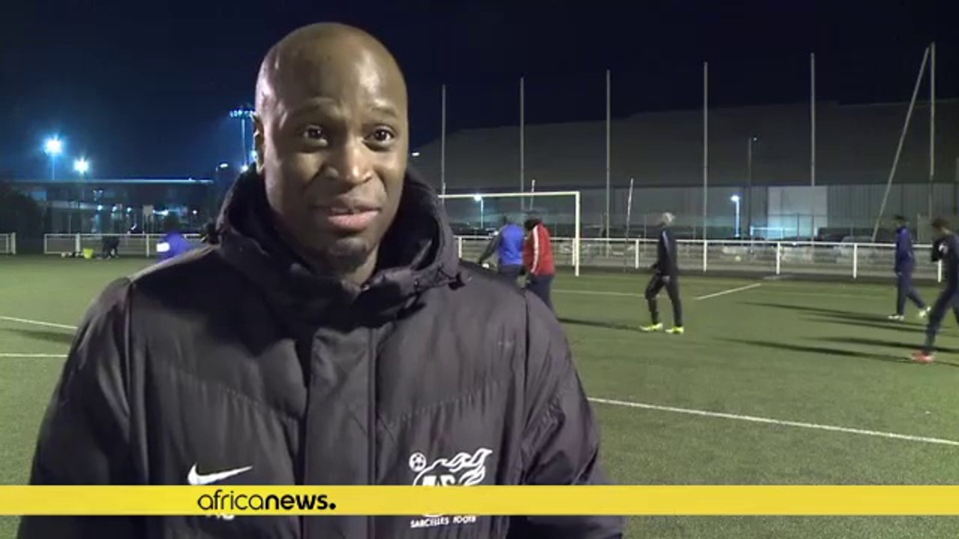 Africa News - Sarcelles fière de Riyad Mahrez