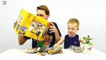Lego Ideas WALL-E 21303 — как Илья и Картонка подарок для мамы готовили. Lego Ideas Обзор