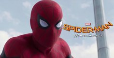Spider-Man Homecoming - Bande-annonce version longue - VF