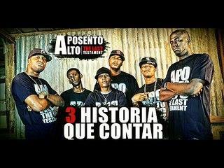 APOSENTO ALTO The Last Testament - 3 HISTORIAS