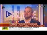 """Alexis  Corbière invité à """"L'interview politique de la matinale"""" sur I Télé le 09/01/2017"""