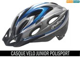 Casque de protection cycliste enfant junior vélo et vtt Polisport - Preotectio cycliste
