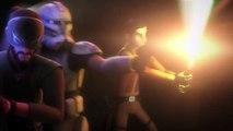 Star Wars Rebels - saison 3 Bande-annonce de mi-saison VO