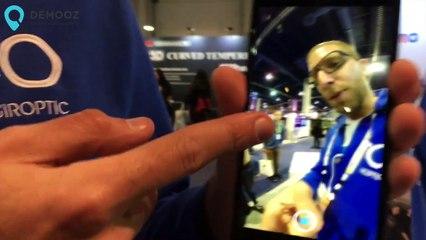 Découvertes du CES : la caméra 360° de Giroptic