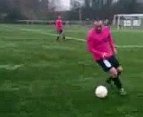 Match Vétérans contre Beaumont 6 (Vidéo Popof)
